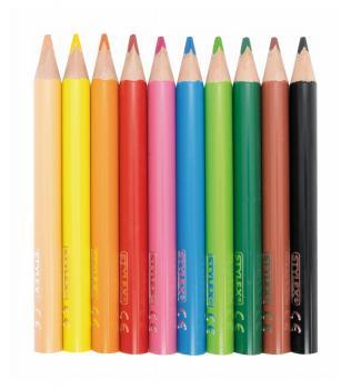 10 verschiedene Farben 10 Blatt gummiert Herlitz Glanzpapier 20x30cm