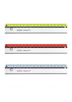 glasklar TSI Lineal 40cm