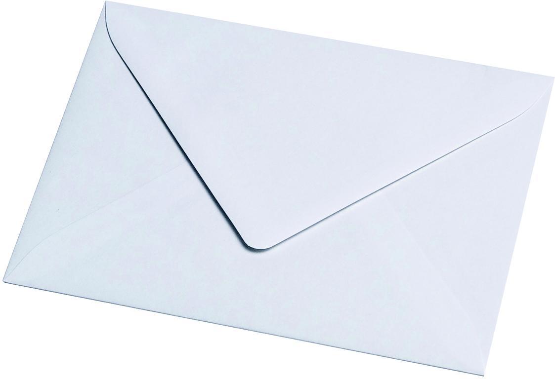 Details about  /Briefumschläge mit Seidenfutter DIN C6 500 Stück weiß-matt 80-90 g//m²