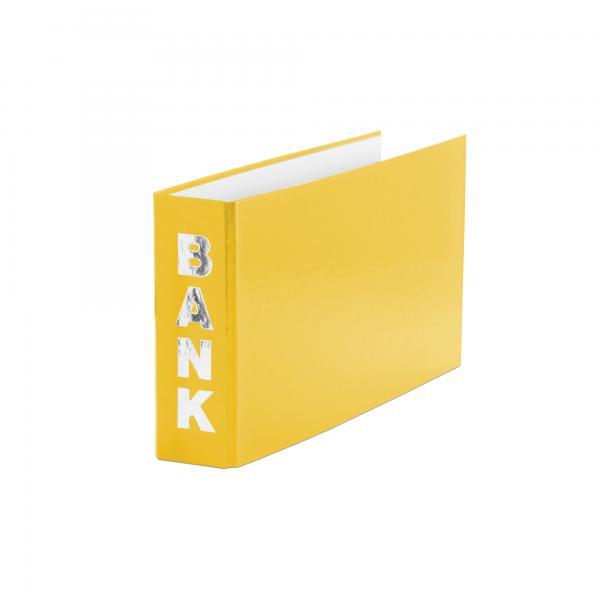 blau 5 Bankordner 140x250mm Farbe für Kontoauszüge